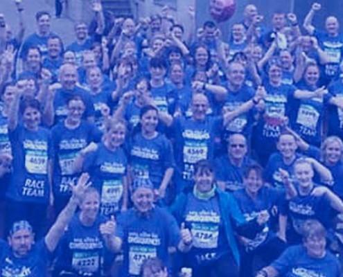 Jane Tomlinson Burnley 10k run