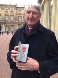 Dave Rogers MBE